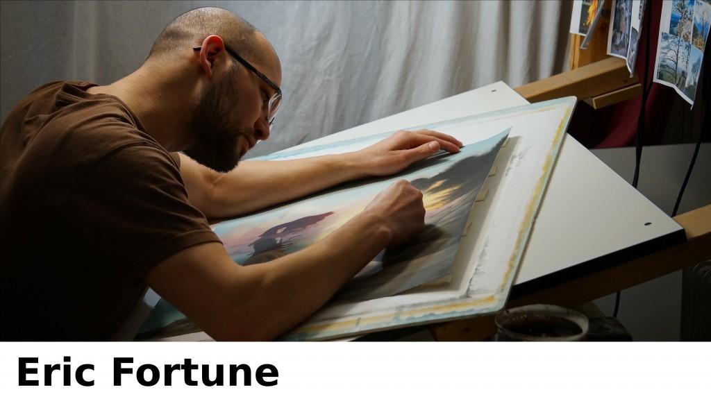 Eric Fortune